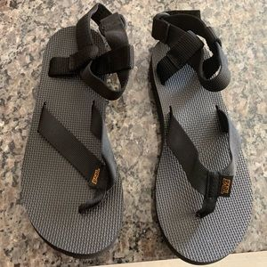 Teva Women's original sandal Black size 7